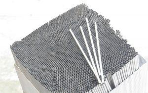 Imballo dei tubi di precisione in acciaio