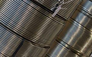 Tubi in acciaio inossidabile saldati in rotoli